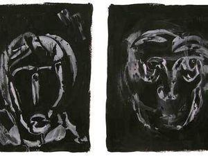 Figures, masques (V)