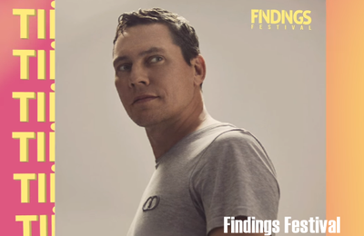 Tiësto date | Findings Festival | Oslo, Norway - september 10/11, 2021