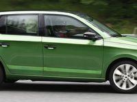 Nouvelle Skoda Fabia, dévoilée au Mondial de l'Auto
