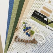 KIT201810ALV : KIT ATELIER EN LIGNE 17 OCTOBRE fee du scrap