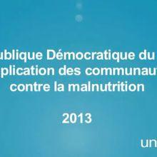 RDC: Focus sur la malnutrition (2013)