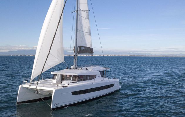 Bali Catamarans organizes a private show, from July 2nd to 4th, in Canet en Roussillon