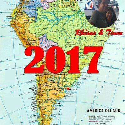Trans-sud-América 2017
