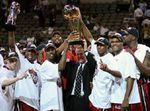 Les Miami Heat Champion NBA 2006