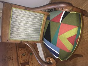 Paire de fauteuils Restauration