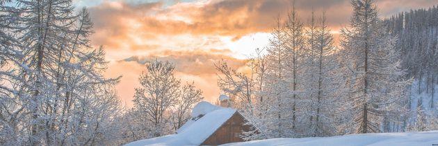 Cet hiver, c'est Glamping dans les Alpes !!!