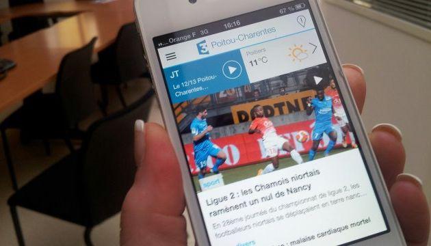 France 3 : l'application « France 3 Régions » disponible sur mobile et tablette