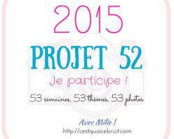 2015Projet52 - Semaine 8