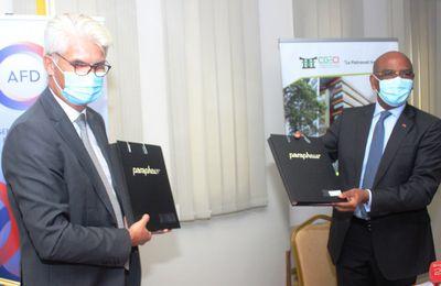 Financement des projets verts : l'Agence Francaise de Développement et le patronat ivoirien signent une convention d'assistance technique de 1, 074 milliard de FCFA