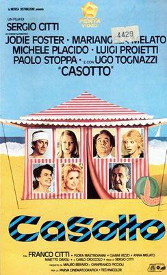 La Cabine des amoureux de Sergio Citti