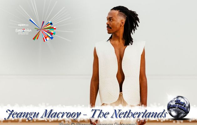 The Netherlands 2021 - Jeangu Macrooy (Birth of a New Age)