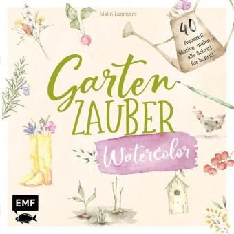 Gartenzauber Watercolor