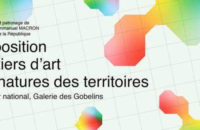 Paris : Longwy expose ses émaux aux Gobelins Mobilier National