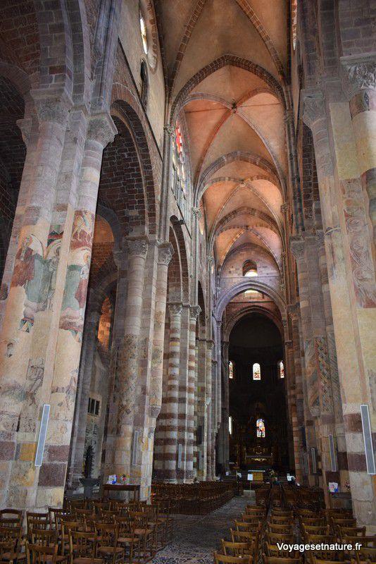 Eglises d'Auvergne