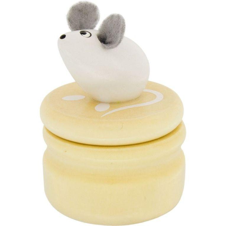 Boite à dents de lait, petite souris