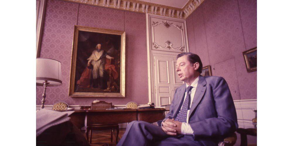 Robert Poujade, ancien maire de Dijon et figure politique du XXe siècle, est mort
