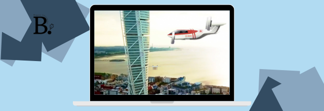 EASA publishes results of first EU study on citizens' acceptance of Urban Air Mobility