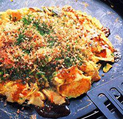 Recette : Okonomiyaki