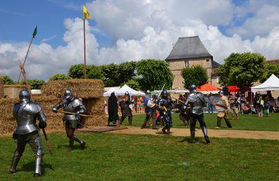 Fête médiévale de Lusignan (86)