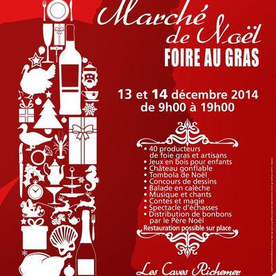 Marché de Noël à Agde Marseillan