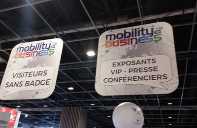Succès des tables rondes du salon Mobility for Business