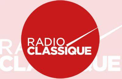 Radio Classique aux côtés des artistes et des salles de concert