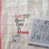 Album Torchon d' Amélie - Chez Mamigoz