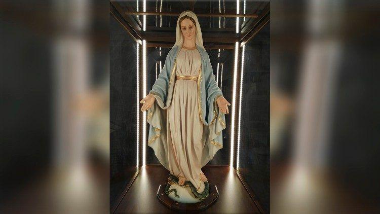 Vierge de la Médaille Miraculeuse