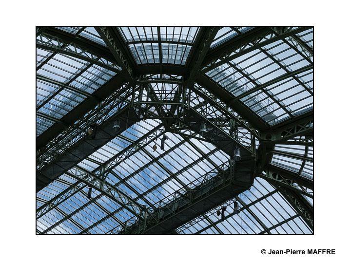 Classé monument historique depuis novembre 2000, le Grand Palais a été construit pour l'exposition universelle de 1900. Sa grande coupole est composée d'acier et de verre.
