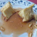 Délicieuse crème renversée au caramel