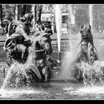 Les grandes eaux musicales à Versailles !