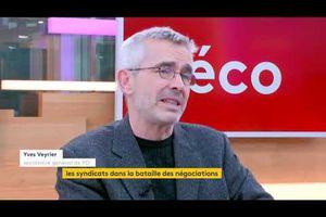 Yves Veyrier, Secrétaire général de FO : « Les interlocuteurs sociaux et les syndicats conservent leur liberté dans la négociation »