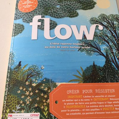 Flow magazine N° mars avril