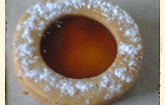 Sablé caramel au beurre salé au thermomix