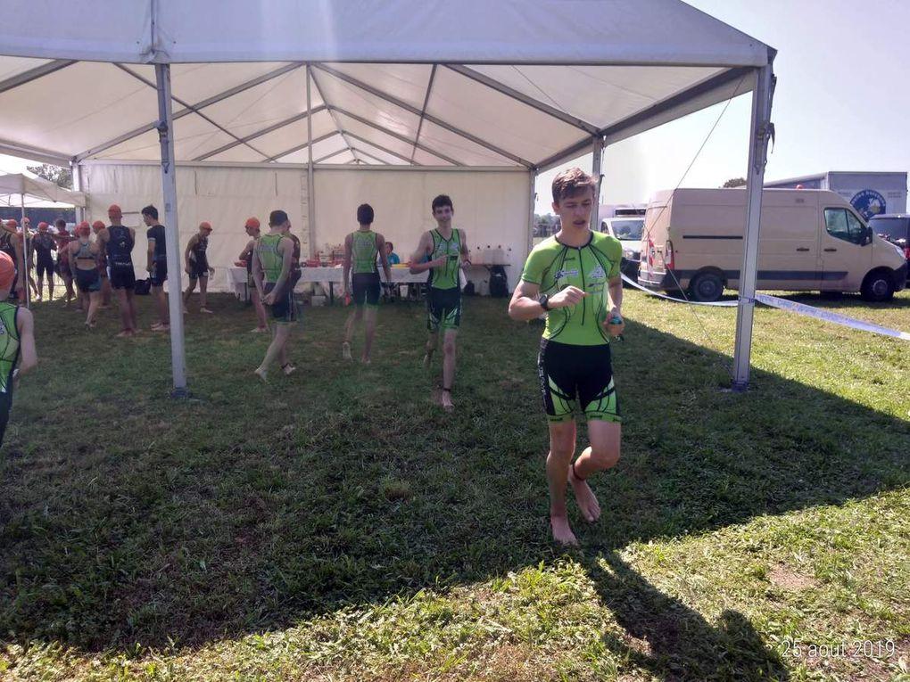 Triathlon de Wittisheim 2019