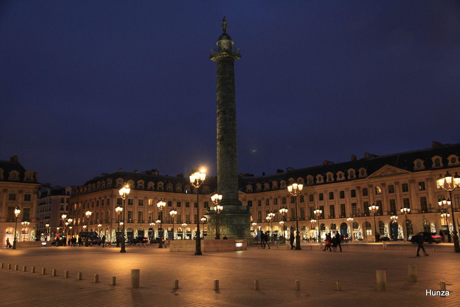Paris, place Vendôme