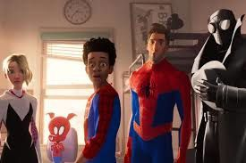 Spider-man: new generation