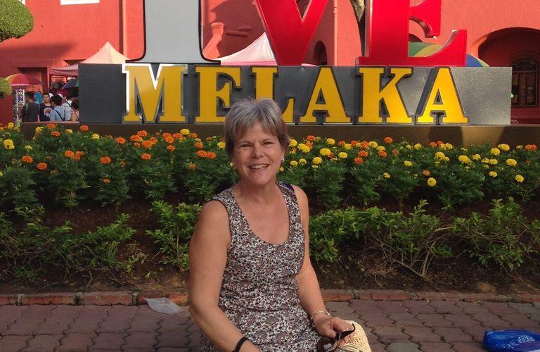 ESCALE à MELAKA en MALAISIE