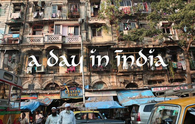 A day in India