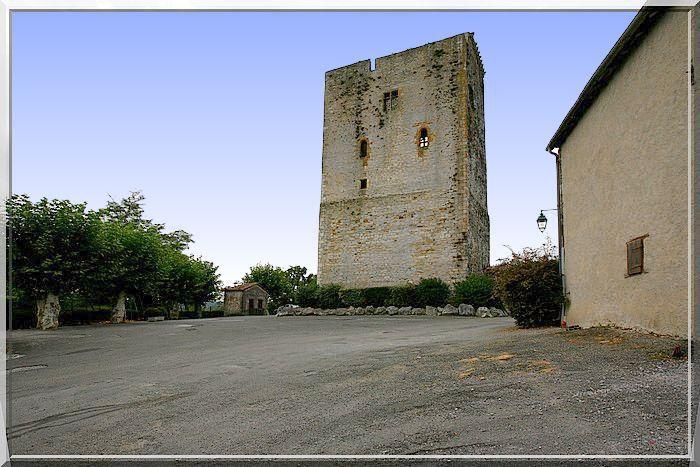 Diaporama tour de Labastide Villefranche