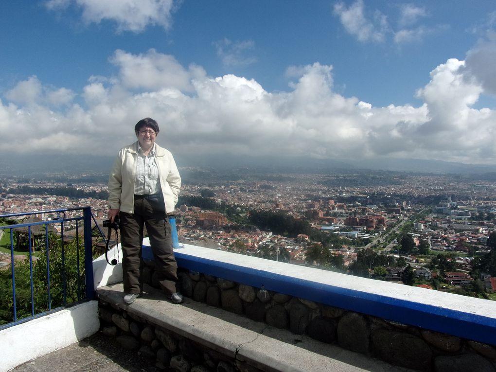 Voyage en Equateur ........ Une journée complète à Cuenca