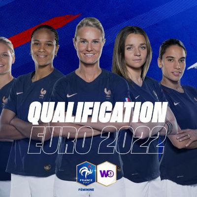 France / Kazakhstan (Qualification Euro 2022 Dame) en direct mardi sur W9 !