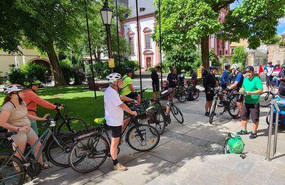 Veitshöchheimer Stadtradeln 2021 ist gestartet: 23 Teilnehmer bei der 30 Kilometer langen Auftakttour