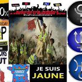 Gilets jaunes Manifestation, Révolution, contre-révolution, désillusion Part3