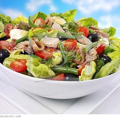 Salade nicoise (Nicoise salad)