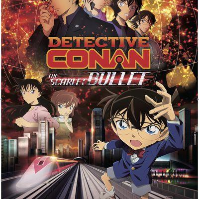 Détective Conan : The Scarlet bullet. Une enquête à grande vitesse