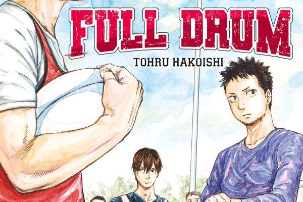 Full Drum, tome 2