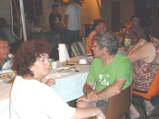 un repas de rue inoubliable Le Castor
