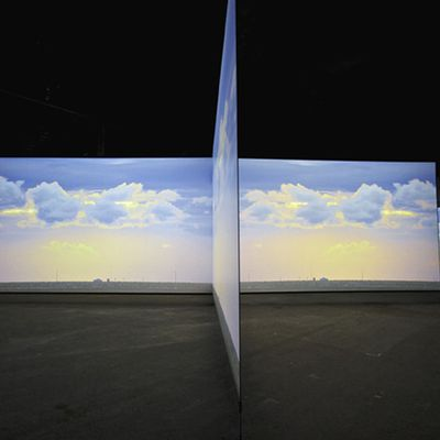 Doug Aitken and the diffuse sounds of life