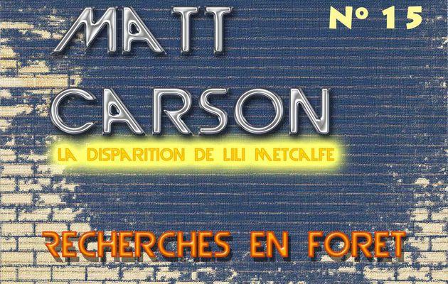 Matt Carson - Saison 2 Episode 15